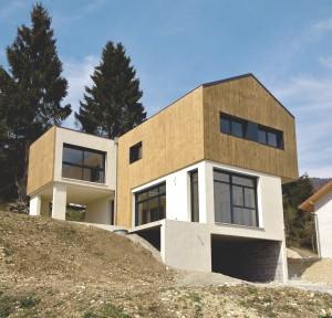 construction d une maison individuelle gex 01. Black Bedroom Furniture Sets. Home Design Ideas
