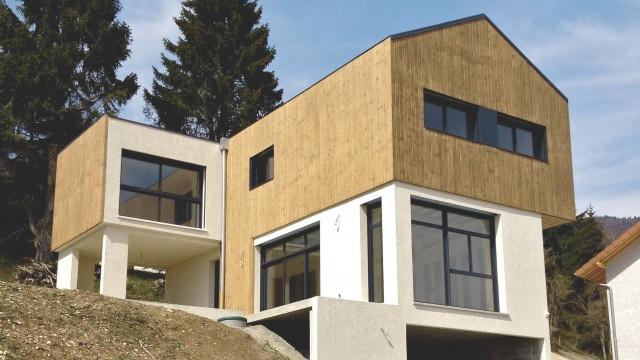 Construction d une maison individuelle gex 01 for Construction d une maison individuelle
